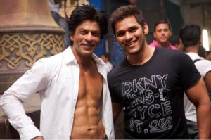 SRK iwith Prashant